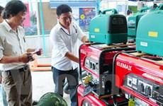 Thị trường máy phát điện tăng nhiệt mạnh đầu hè