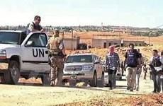 Anh không loại bỏ khả năng can thiệp quân sự Syria