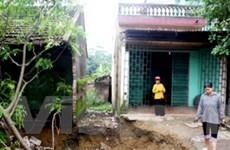 Vụ sụt lún đất ở Phú Thọ đang ngày càng phức tạp
