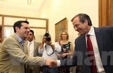 Các đảng Hy Lạp đạt thỏa thuận thành lập chính phủ