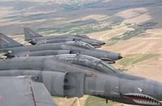 Syria: Máy bay Thổ Nhĩ Kỳ đã xâm phạm không phận