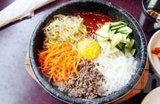 Lễ hội ẩm thực Hàn Quốc đã khai mạc tại Hà Nội