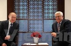 Tổng thống Palestine tìm kiếm sự trợ giúp của Nga