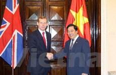 Đối thoại chiến lược Việt-Anh lần thứ 2 tại Hà Nội