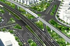 TP.HCM xây dựng cây cầu vượt bằng thép đầu tiên