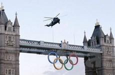 Dân Anh rung chuông chào đón khai mạc Olympic