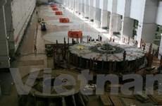 Hạ đặt thành công rotor tổ máy 6 thủy điện Sơn La