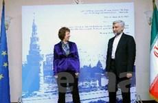 EU-Iran nối lại đàm phán về chương trình hạt nhân
