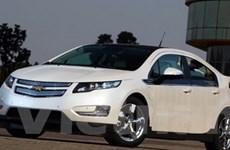 GM muốn tăng doanh số xe hybrid ở Trung Quốc