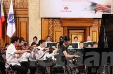 52 thí sinh tham dự cuộc thi piano quốc tế ở Hà Nội