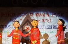 Khai mạc Liên hoan Múa rối quốc tế lần III tại Hà Nội