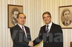 Phó Thủ tướng kết thúc thăm Thụy Sĩ và Bulgaria