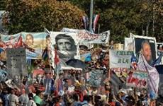 Cuba tiến hành cuộc tổng điều tra dân số và nhà ở