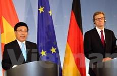Hội đàm giữa hai Bộ trưởng Ngoại giao Việt-Đức
