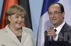 Đức và Pháp đồng thuận giải pháp phục hồi châu Âu