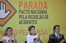 Brazil quyết giảm tỷ lệ tử vong do tai nạn giao thông