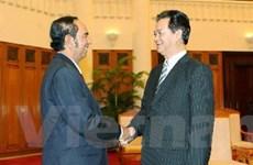 Việt Nam-Campuchia tăng cường hợp tác viễn thông