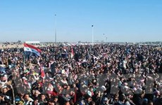 Iraq lập ủy ban giải quyết kiến nghị của người Sunni