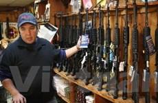 Mỹ: Phản ứng trái chiều về sắc lệnh kiểm soát súng