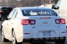 Chevrolet Malibu 2014 có khoảng không rộng hơn