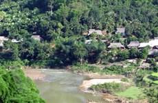 Động đất 3 độ Richter ở Quan Sơn, tỉnh Thanh Hóa