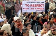 Ấn Độ xử 5 nghi can hãm hiếp tại phiên tòa đặc biệt