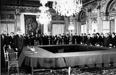 Hội nghị Paris: Cuộc đấu tranh ngoại giao lâu dài nhất