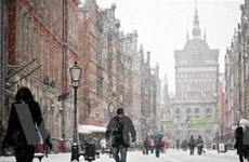 150 người Ba Lan thiệt mạng vì giá rét mùa đông