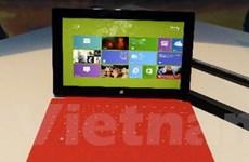 Surface của Microsoft chỉ chiếm thị phần rất nhỏ