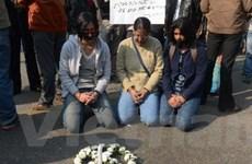 Ấn Độ chính thức xét xử vụ hiếp dâm tập thể nữ sinh