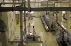 Iran đã bắt đầu lắp đặt các máy li tâm thế hệ mới