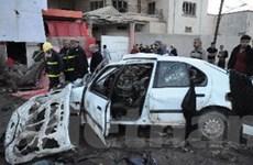Đánh bom xe liều chết vào trụ sở cảnh sát tại Iraq