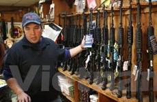 Thượng viện Mỹ duyệt dự luật kiểm soát súng đạn