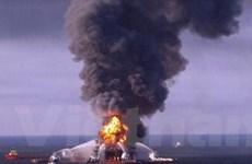 BP phản đối bồi thường vô lý vụ tràn dầu Vịnh Mexico