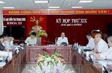 Ủy ban Kiểm tra TW nhất trí với dự thảo Hiến pháp