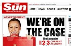 Báo chí Anh bất mãn vì chính phủ siết truyền thông