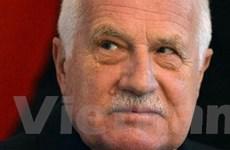 Từ chối xét cáo buộc cựu Tổng thống Séc phản quốc