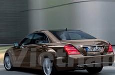 Mercedes-Benz ấn định thời điểm ra mắt S-Class