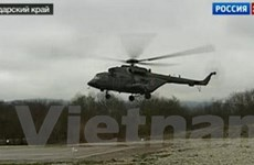 Binh chủng tên lửa chiến lược Nga tiến hành tập trận