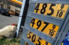 Nhu cầu tại Mỹ yếu khiến giá dầu mỏ giảm mạnh
