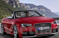 Audi ra 4 mẫu RS mới