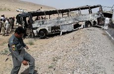 Tai nạn ở Afghanistan, sập trần bệnh viện tại Ấn Độ