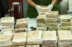 Thu giữ số lượng ma túy lớn nhất từ trước tới nay