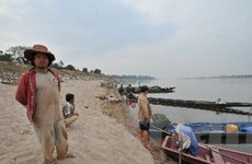 Việt Nam-Mỹ thúc đẩy Sáng kiến Hạ lưu sông Mekong