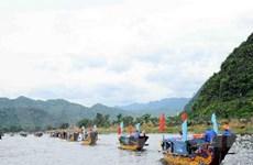 Du khách đến nghỉ dưỡng ở Quảng Bình tăng cao