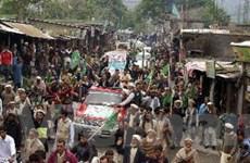 Tòa án Pakistan gia hạn tạm giam ông P. Musharraf
