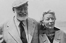 Công bố hàng nghìn tài liệu cá nhân của Hemingway