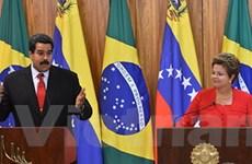 Venezuela và Brazil tăng cường liên minh chiến lược