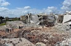 Anh, Nga, Mỹ thúc đẩy triệu tập hội nghị về Syria