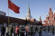 Lăng Lenin mở cửa lại đón khách sau khi trùng tu